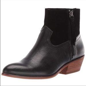 FRYE Boot Rubie Zip Black Leather/Suede various
